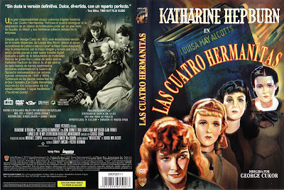 Las cuatro hermanitas (1933) | Mujercitas | Cartel | Caratula | Cine clásico