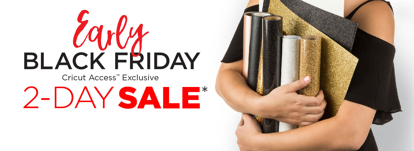 Early Black Friday Nov 15 & 16