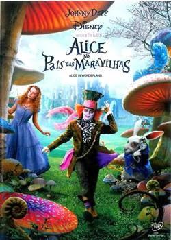 Filme Alice no País das Maravilhas RMVB Dublado + AVI Dual Áudio + Torrent DVDRip