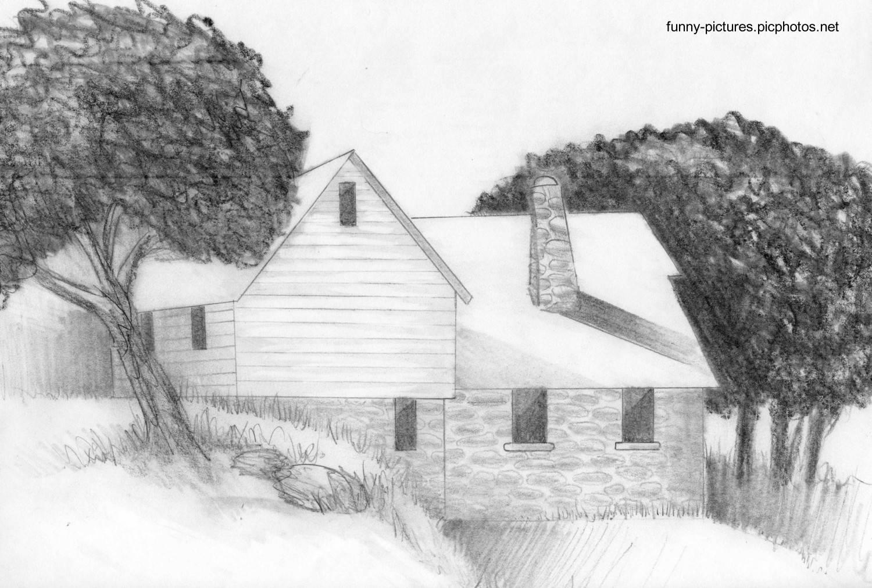 Apuntes revista digital de arquitectura bocetos casas - Fotos de casas para dibujar ...