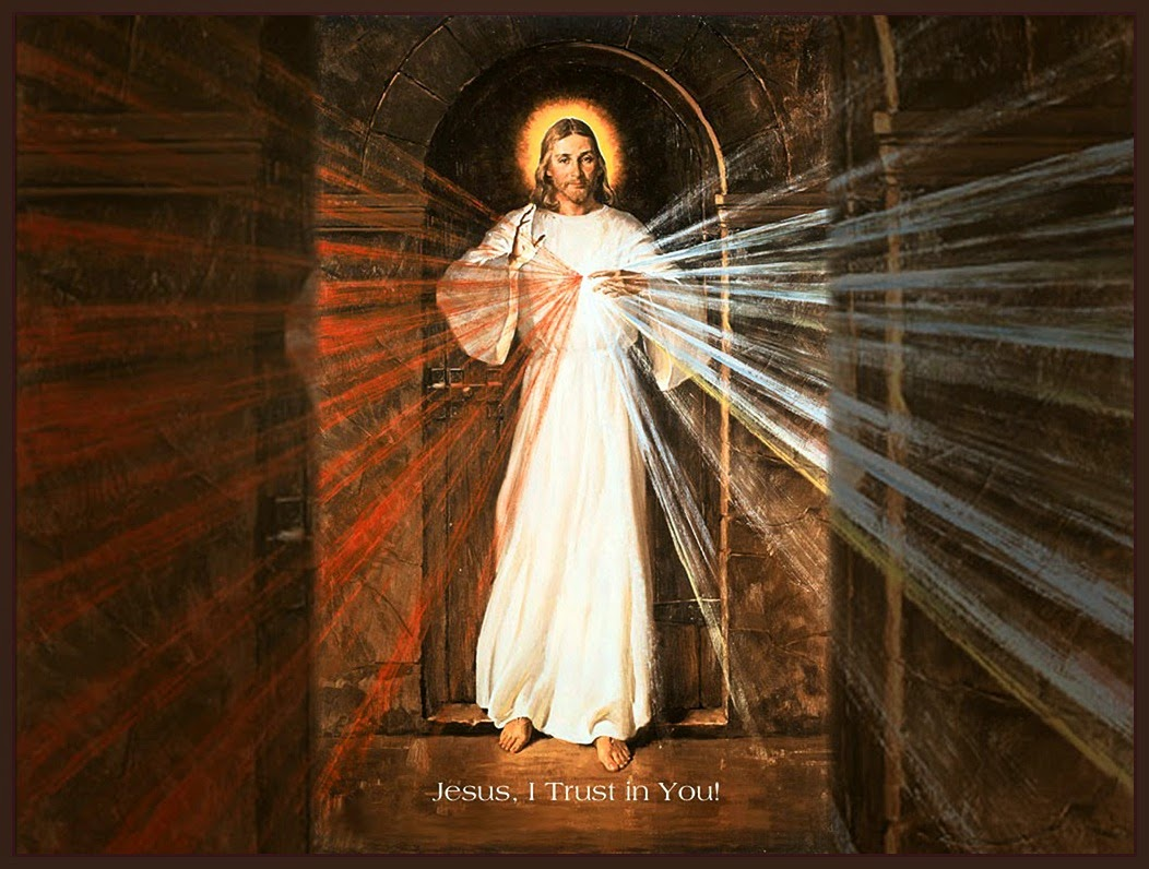 The Door of Mercy. u0027  sc 1 st  The Cloistered Heart : jesus door - Pezcame.Com