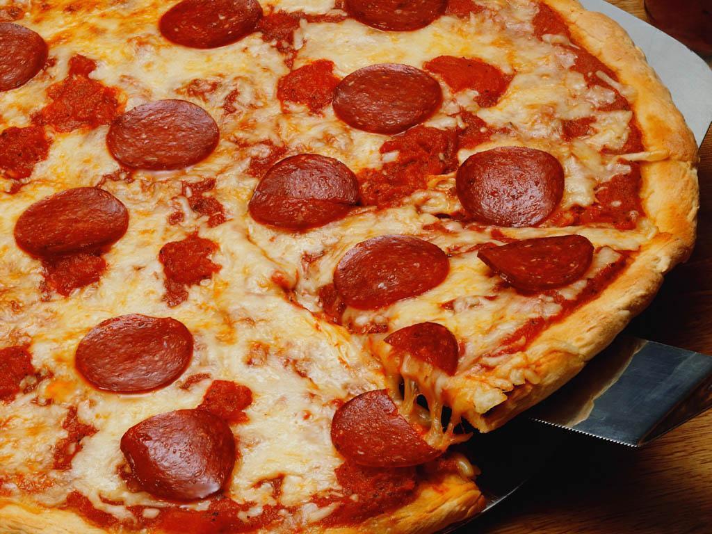 Iced Tea アイスティー: The History of Pizza