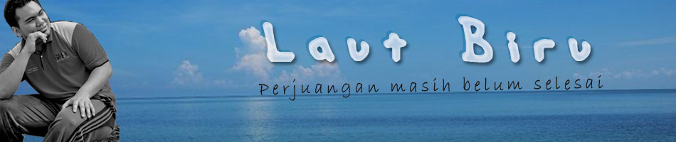 Laut Biru