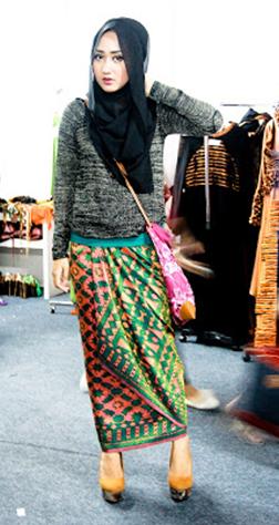 Baju Gamis Busana Muslim Trend 2015 Terbaru | Review Ebooks