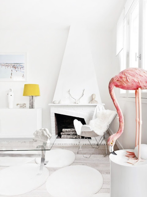 Living Room in Bourdeaux, France