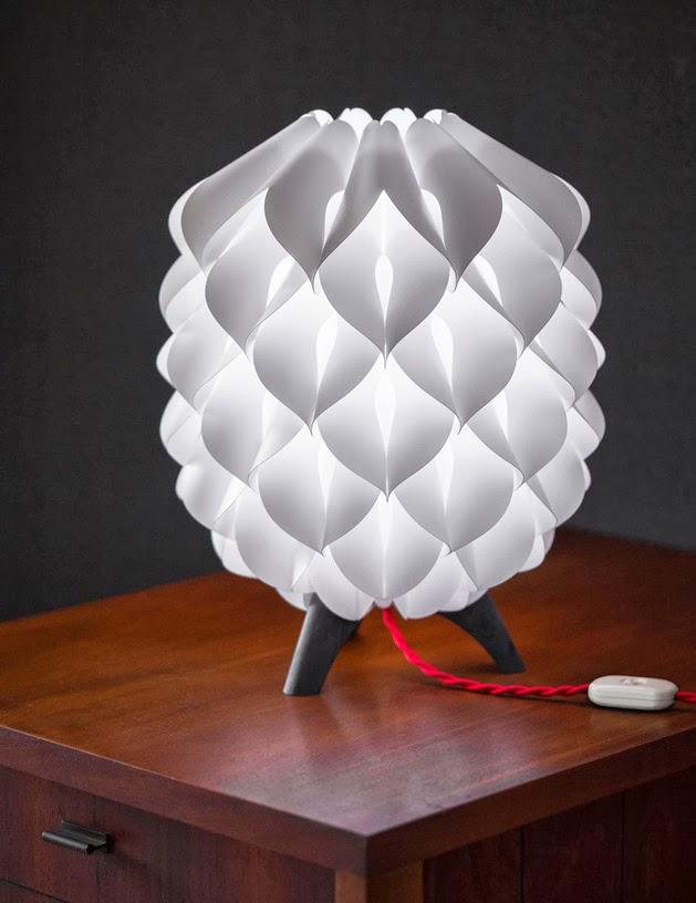 gambar lampu hias cantik dan unik untuk kamar adaptasi