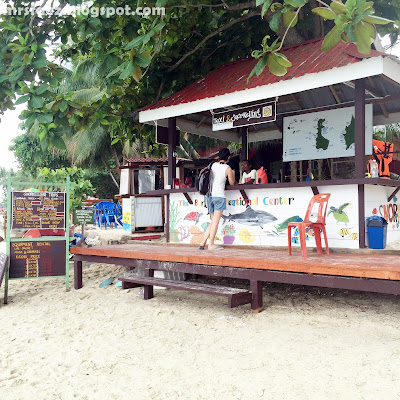 Chilling on the Perhentian Islands