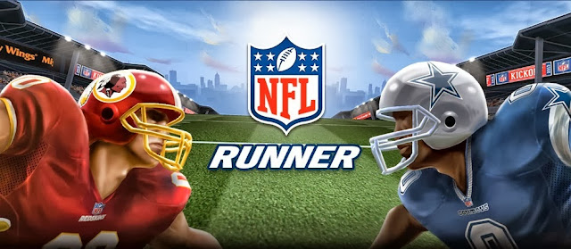 Download NFL Runner: Football Dash v1.1.9 Android Apk Free [Mod Money]