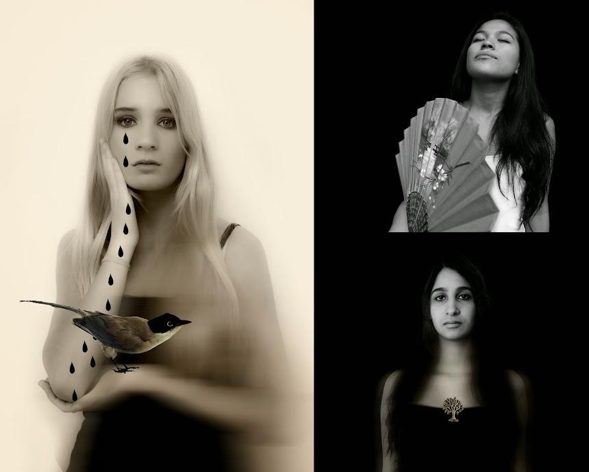 Delfina, Esteffany y Nadia.