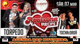 CHOPP LOUGE CLUBE - APAIXONA RECIFE.