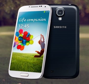 Samsung Galaxy S4 UK