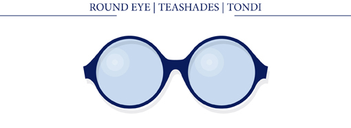 ROUND EYE - TEASHADES - TONDI