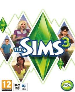 The Sims 3 PC Box