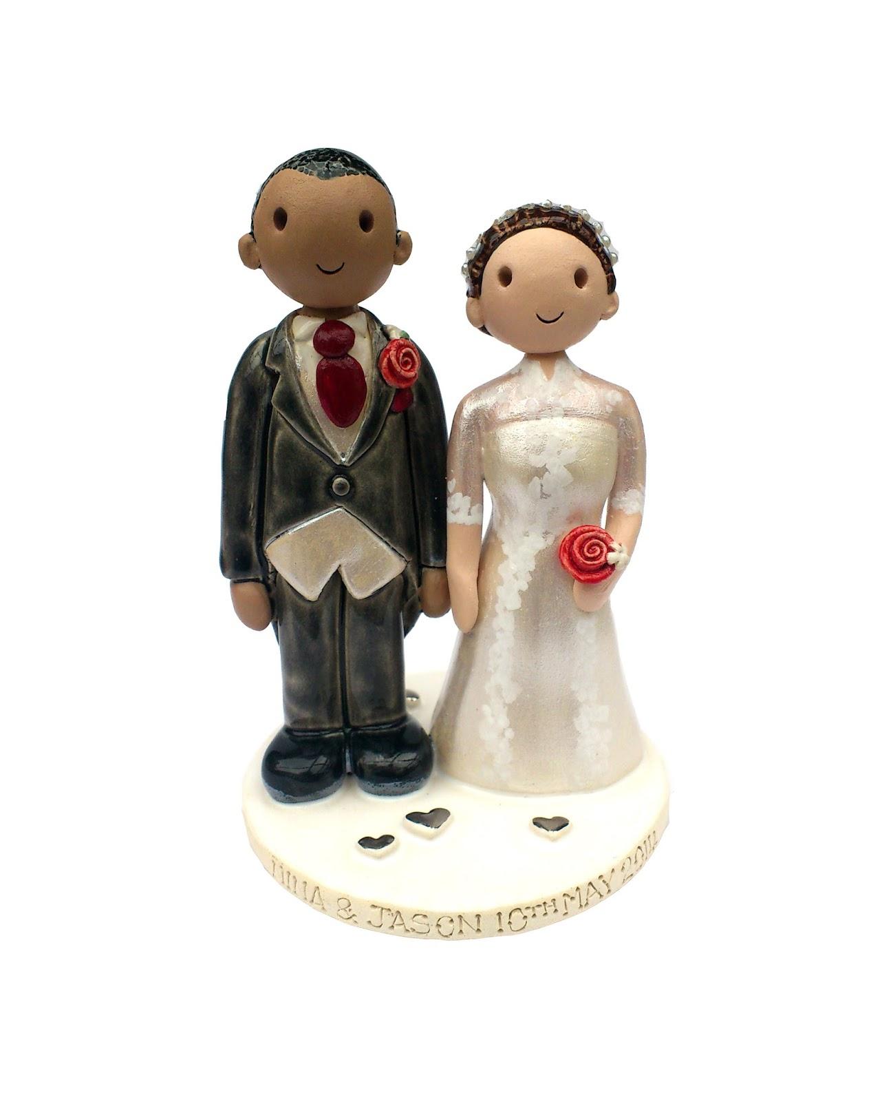 Weddings - Cake Toppers