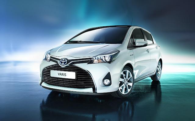 Performa Toyota Yaris New 2016