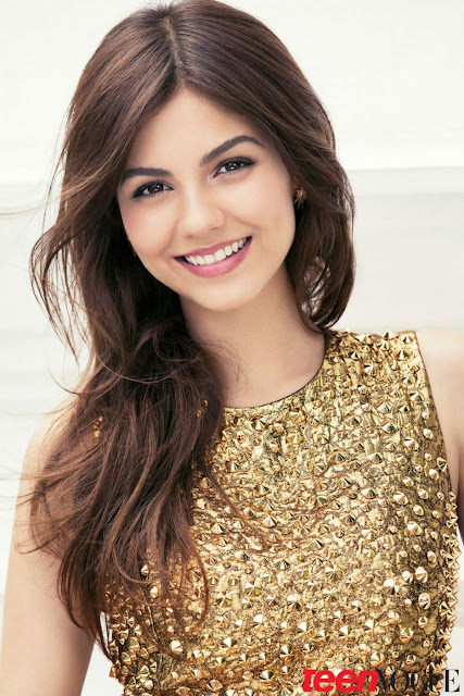 Nick and disney tv victoria justice looking gorgeous in for Teen girl movie stars
