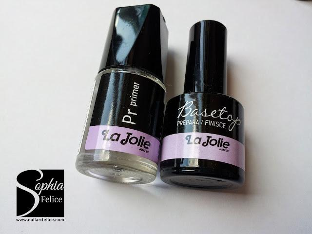 Primer e BaseTop La Jolie