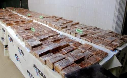Hải quan không kiểm tra lô hàng chứa 230 kg heroin