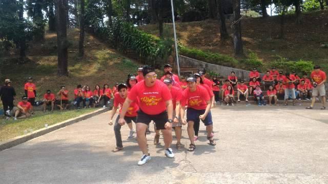 Paket Outbound Villa Bukit Hambalang Sentul Bogor