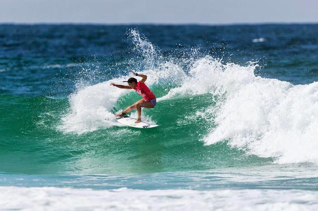 58 Roxy Pro Gold Coast 2015 Malia Manuel Foto WSL Kelly Cestari