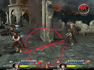 Download Games The Lord of the Rings Тhe Return of The King For PC