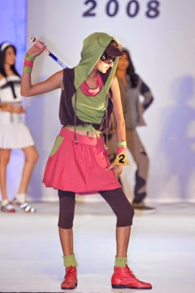 Young Upcoming Fashion Designer of The Year 2008