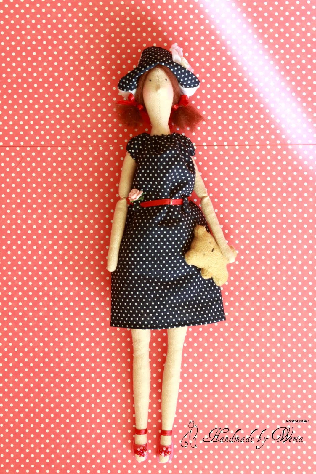 Фото кукол тильда в платье как сшить