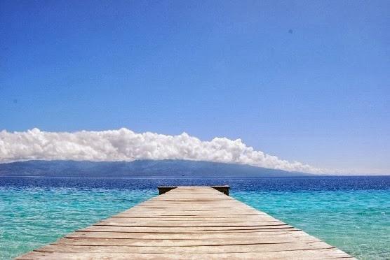 Pantai Hunimua Ambon