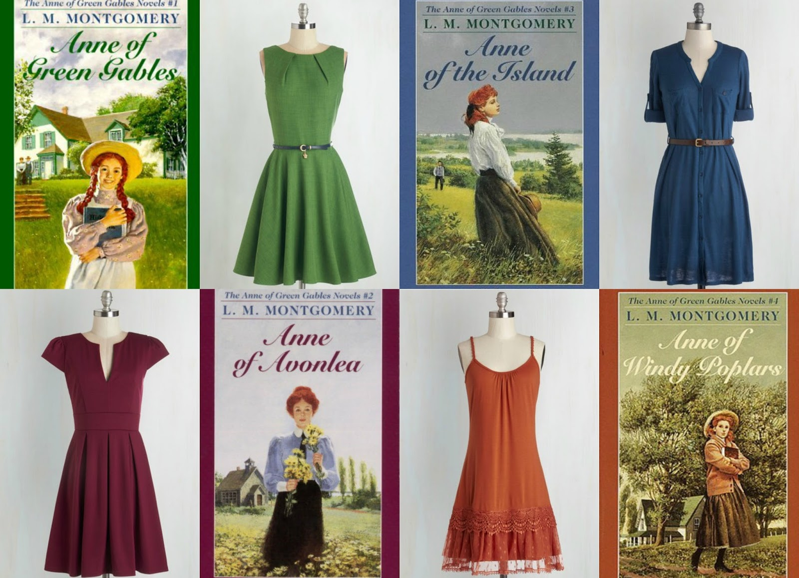 {Bookish Style Files} Green Gables edition