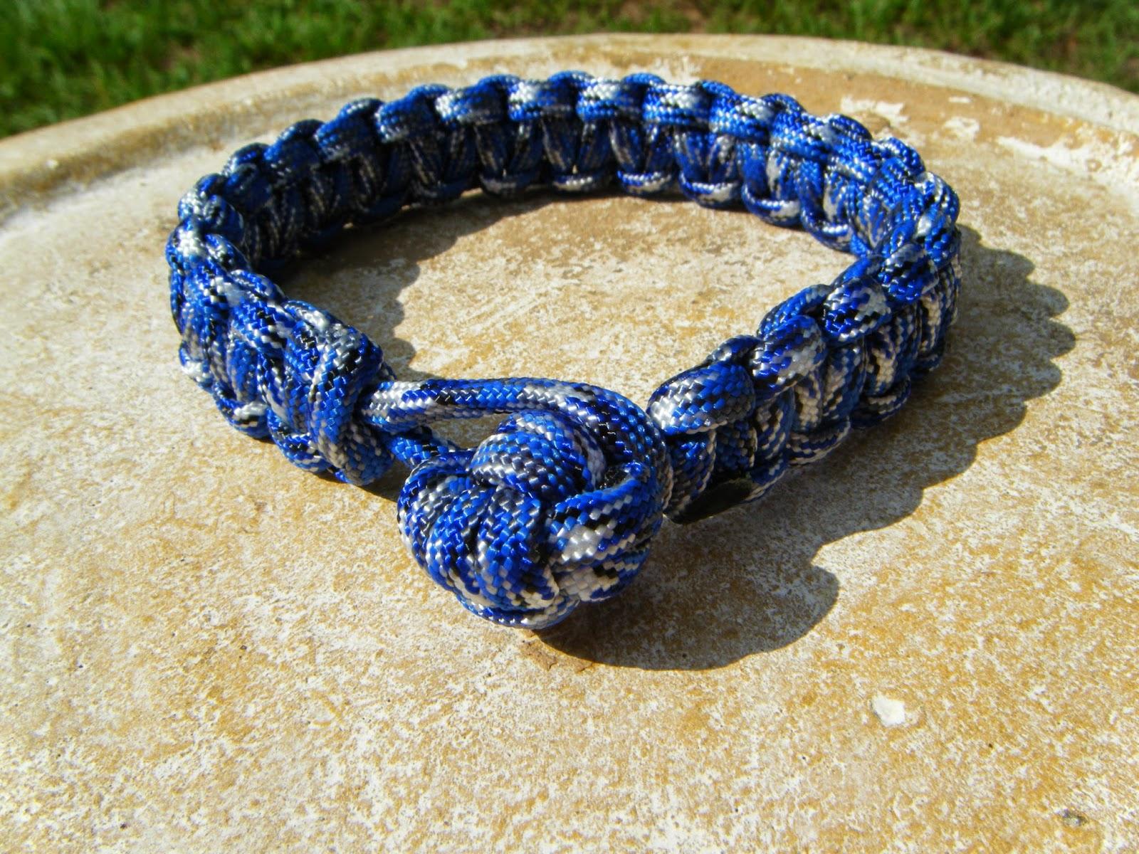 paracord blog bracelets  men