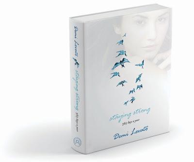 Demi Lovato Terbuka Dalam Bukunya Staying Strong