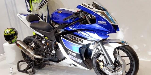 Harga Dan Spesifikasi Motor Yamaha R25
