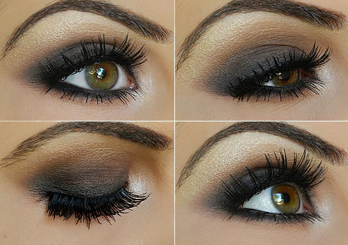 mac eyeshadow tutorial