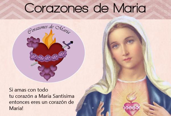 Corazones de Maria