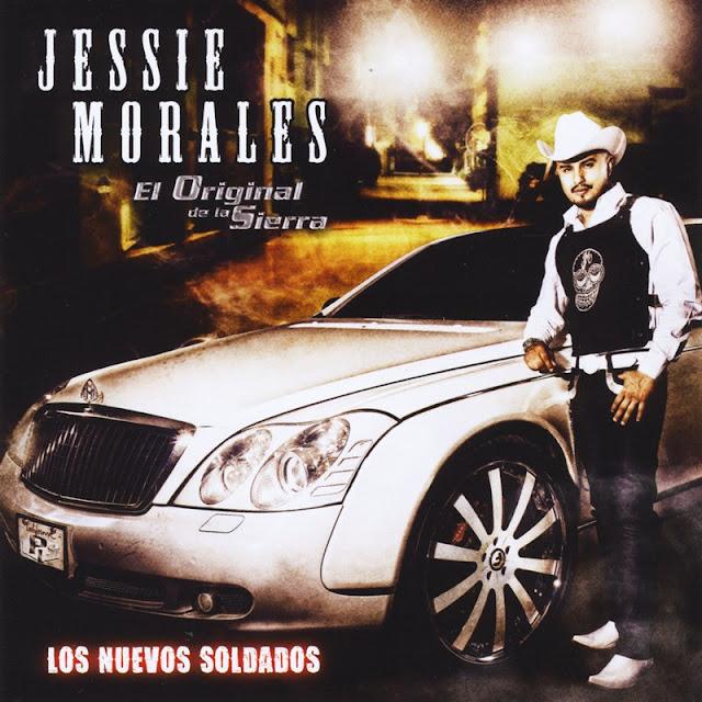 """Jessie """"El Original"""" Morales - Los Nuevos Soldados CD Album 2013 - Descargar"""