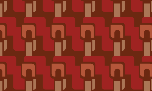 Hot Retro Pattern