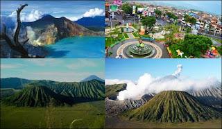 Paket Tour Bromo Kawah ijen Batu Malang 4 Hari 3 Malam