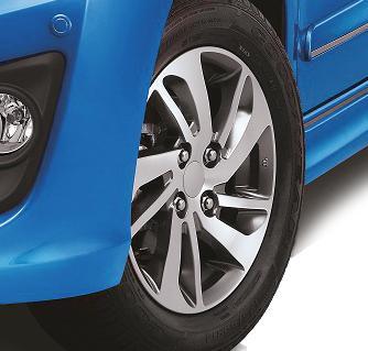 """Baru 14 """"Velg Alloy Wheel Desain New Sirion 2015"""