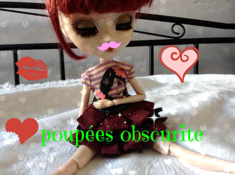 poupées obscurite