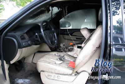 Awas! Bahaya tinggalkan GPS dalam kenderaan