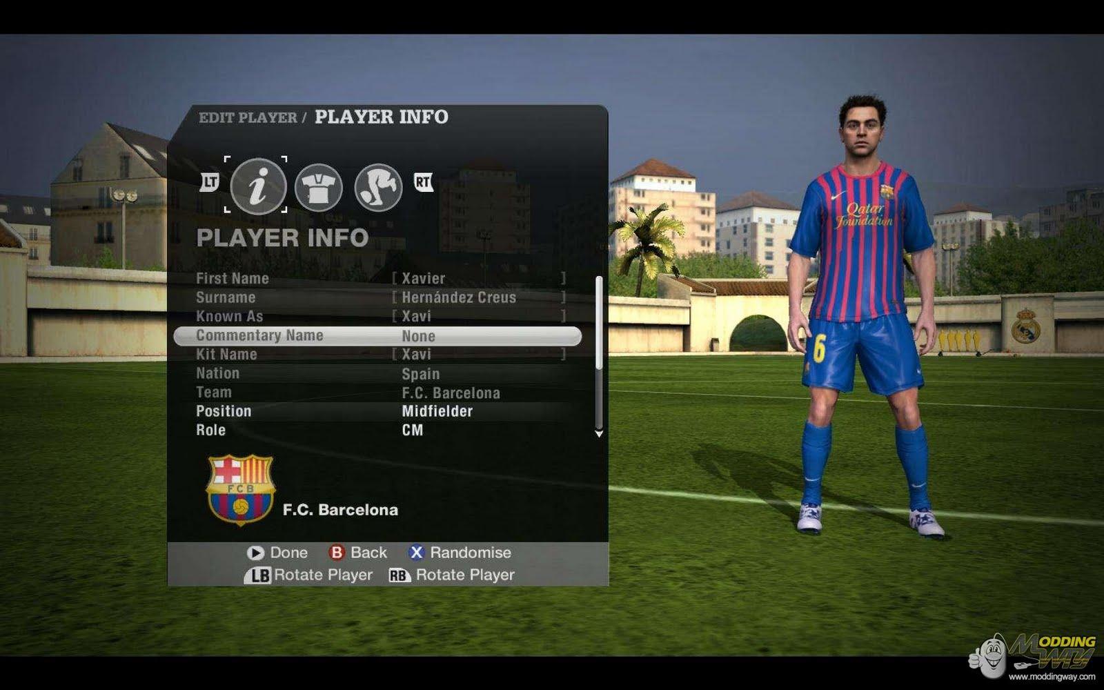 6 дн. назад FIFA Dome Patch 11 v1.0 Этот патч для FIFA 11 обновит ф.