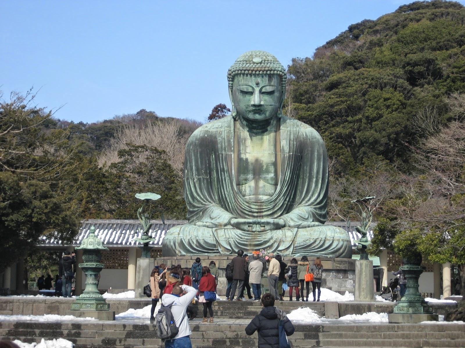 NIHONGADAS Japn Da 10 Kamakura Hasedera el Gran Buda y otros