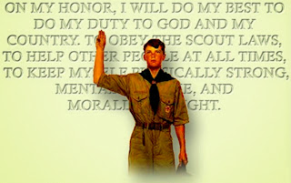 Boy Scouts Essay in English