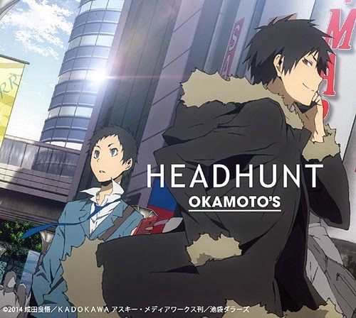 HEADHUNT by OKAMOTO'S