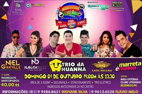 Bezerros Folia Indoor 2017