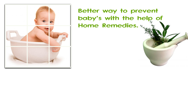 Home Remedies for Baby