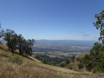 Silicon Valley from Dutch Flat Trail