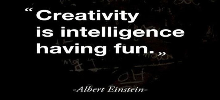 Formas para te manteres criativo
