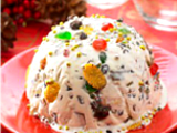 Frozen Fruity Cream