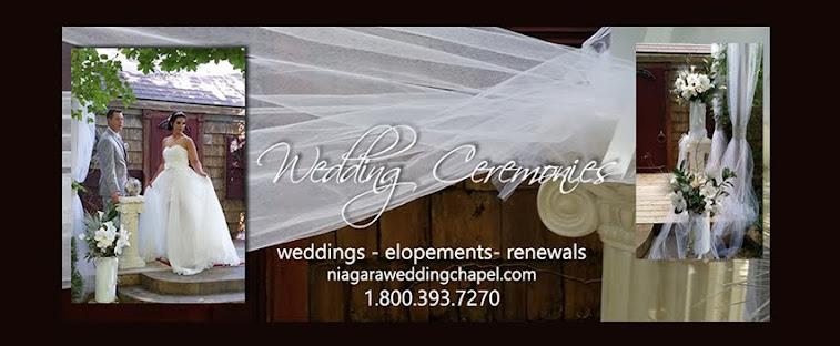 Niagara Falls Elopements And Destination Wedding Chapel On The Lane Niagara Falls Elopement